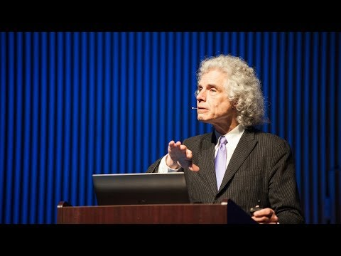 Steven Pinker: Four Themes of the Enlightenment (Long Now Seminar highlight)