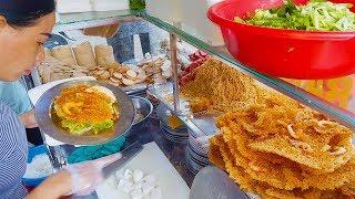 Xe bánh ướt Cô Mập gốc Hoa mấy chục năm cực ngon ở Sài Gòn | street food saigon