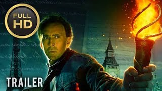 🎥 NATIONAL TREASURE: BOOK OF SECRETS (2007) | Full Movie Trailer | Full HD | 1080p