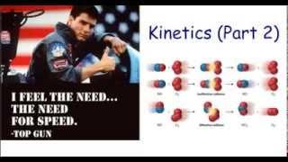 Kinetics - Part 2