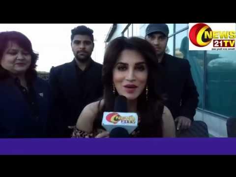 Best wishes by Punjabi Actress Smita Gondkar !!on News21tv !!