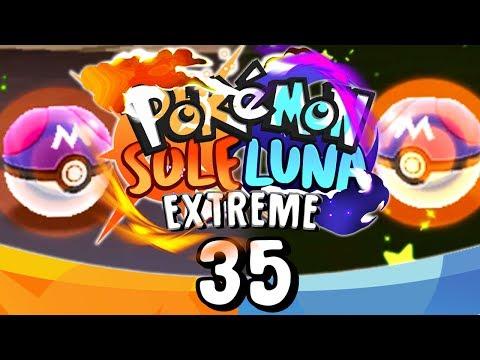 L'ULTIMO MEMBRO LEGGENDARIO DEL TEAM! -  Pokémon Sole e Luna Extreme Randomizer w/ Dlarzz - Parte 35