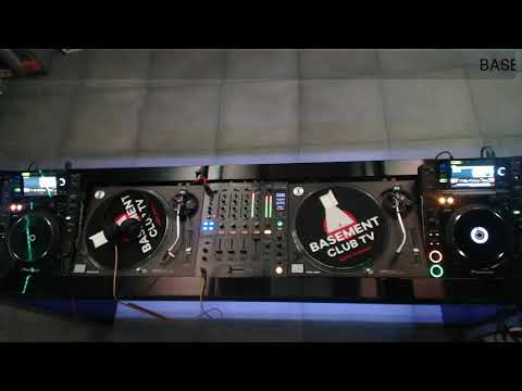 Maximo Live In Basement Club TV #7 100 % Vinyl Set