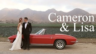 Cameron and Lisa Custance Wedding Video 2016