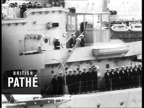 Royal Naval Review (1953)