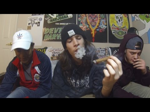 FAT GAME BLUNT SESSION W SAM AND BRANDO