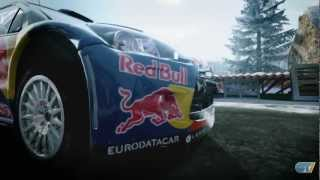 WRC 3 - FIA World Rally Championship 2012 - Debut Trailer