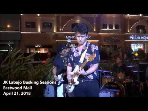 JK Labajo Busking Sessions : New Years Eve #Miss You