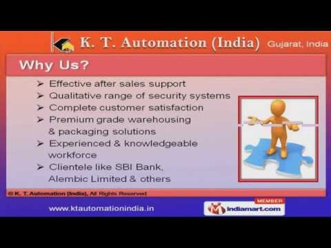 Electronic Security Systems By K. T. Automation (India), Vadodara