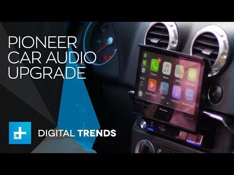 Pioneer AVH-3300NEX and D Series Speakers - Hands On Review