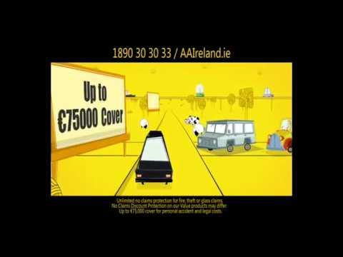 Car Insurance AA Ireland