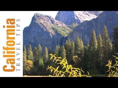Bridalveil Falls - Yosemite National Park