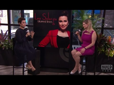 Lea Salonga Discusses Her Musical Theater Career on BUILD Series