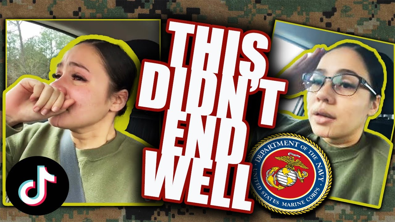 NEW INFO! Marine That Made Viral Tik Tok Breaks Silence?! THIS IS BAD!