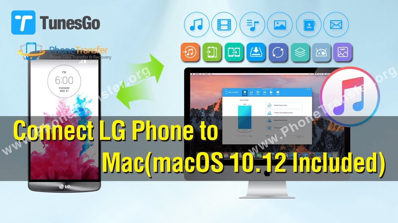 how to connect lg phone to lg tv
