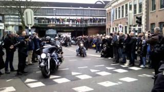 Uitvaart Funeral Hells Angel Rob Haarlem Holland 2.mp4