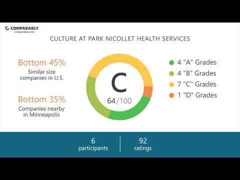 Park Nicollet Health Services Mission, Vision & Values