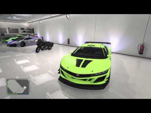 The Rockstar Garage