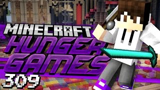 Minecraft Hunger Games: Game 309 - Sneak Attack!