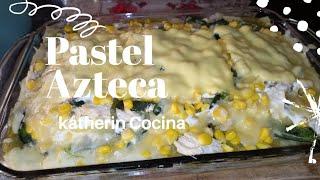 Paztel azteca   En salsa Verde delicioso