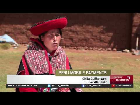 Peru mobile payments connect rural communities to financial system