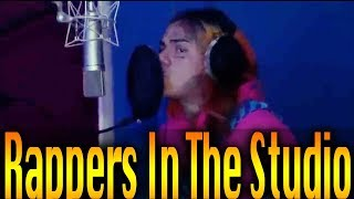 Download Rappers In The Studio Compilation (Part 2) 6ix9ine,Famous dex, rich the kid, playboi carti etc... Mp3 and Videos