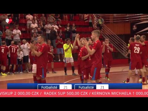 Futsal za život: Benefiční zápas pro Vláďu Mikuláše