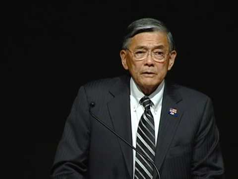 Japan and Japanese America: A Keynote Lecture by Norman Mineta