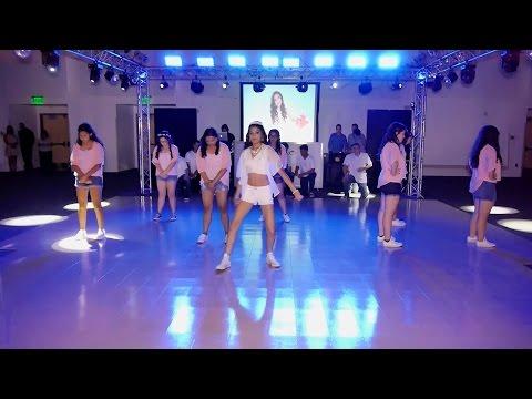 """Work"" Baile Sorpresa Carolina XV Años"