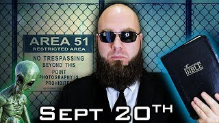 BREAKING! Area 51 Raid explained | End Time Events this Sept 20 2019