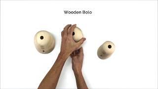 Vidéo: WOODEN BOLOT