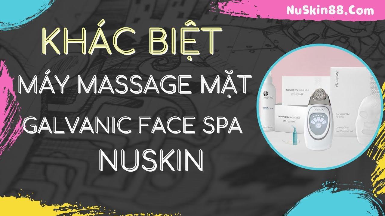 Máy Massage Mặt Galvanic Face Spa Có Tốt Không, Khác Biệt Đến Từ Đâu  083.551.9999