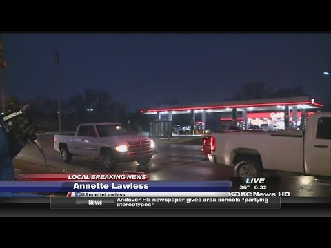 Shooting in Southeast Wichita parking lot