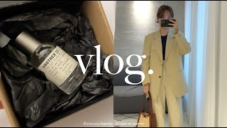 [vlog] Apr.1st 일상브이로그ㅣ직장인브이로그ㅣ…