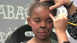 1-2-3 Kitty: Super Fast Face Painting Thumbnail
