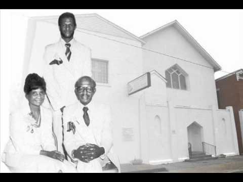 """Heaven Belongs To You!"" Ebenezer Baptist Church Columbus, Ohio 1970's"