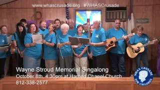 Wayne Stroud Memorial Singalong