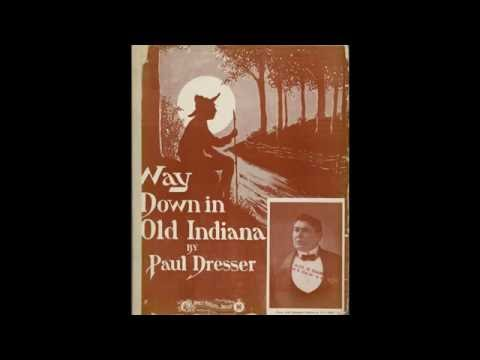 Way Down in Old Indiana (1901)