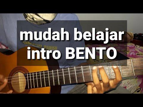 belajar gitar - belajar chord gitar ( iwan fals BENTO )