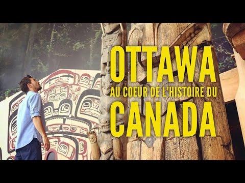 Visiter OTTAWA : au coeur de l'histoire du CANADA