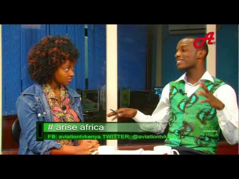Arise Africa Show  5th September 2014 on ATV Kenya