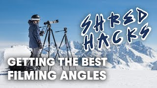 How Snowboarding Videos Are Made | Shred Hacks w/ Xavier de le Rue