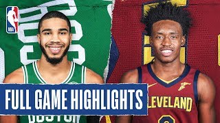 CELTICS at CAVALIERS   FULL GAME HIGHLIGHTS   March 4, 2020