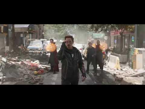 Marvel Studios' Avengers: Infinity War - All of Them TV Spot - copy paste