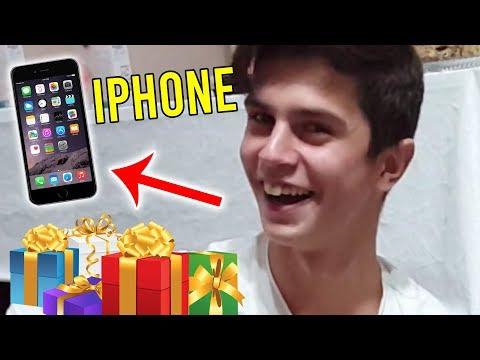 Download Youtube: KARDEŞİME SÜRPRİZ HEDİYE IPHONE ! ( aşırı komik )