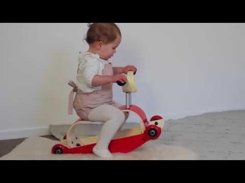 Wishbone Mini Flip Review