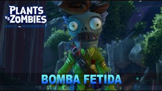 Bomba Fétida Lista - Plants vs Zombies: Battle for Neighborville