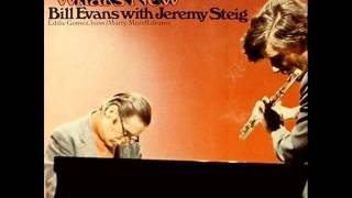 Bill Evans Trio with Jeremy Steig - Spartacus Love Theme