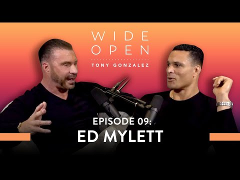 How to Make Fear Your Friend with Ed Mylett | Wide Open with Tony Gonzalez
