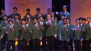 The Big Sing 2017 Session 5 | Voicemale - Lydia, the tattooed Lady, Harold Arlen & Yip Harburg